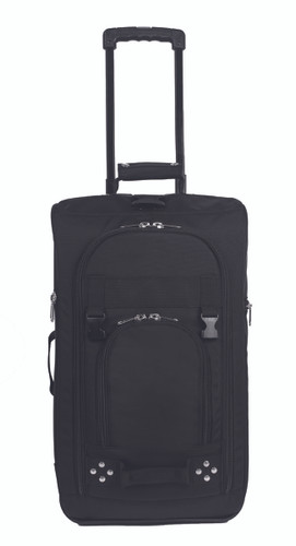 FLIGHT CREW BARRACUDA BALLISTIC ROLLING CARRY-ON (CG22)-SkySupplyUSA