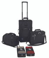 Flight Crew Barracuda Ballistic Ultimate Travel Bags (CG Slim Ensemble) SkySupplyUSA