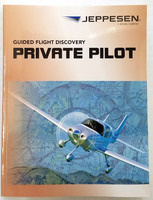 Jeppesen GFD Private Pilot Manual  10001360-006 978-0-88487-660-1 SkySupplyUSA.com