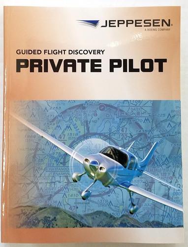 Jeppesen GFD Private Pilot Manual  10001360-006 978-0-88487-660-1 SkySupplyUSA.com