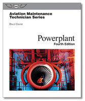 ASA AMT Powerplant Textbook - New 4th Edition  ASA-AMT-P4 ISBN: 978-1-61954-645-5 SkySupplyUSA.com