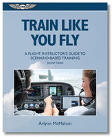 ASA Train Like You Fly, 2nd Edition ASA-TRAIN-FLY2 978-1-61954-732-2 SkySupplyUSA.com