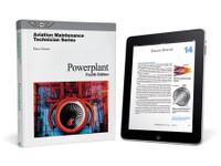 ASA AMT Powerplant Textbook (eBundle) - New 4th Edition  ASA-AMT-P4-2X 978-1-61954-649-3 SkySupplyUSA.com