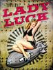 Lady Luck Tin Sign TN-LL SkySupplyUSA.com