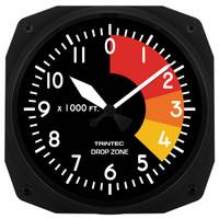 "Trintec 10"" Drop Zone Clock WAP-DZ-01-10 SkySupplyUSA.com"