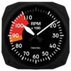 """Trintec 10"""" RPM Clock - Square WAP-RPM-10 SkySupplyUSA.com"""