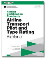 ASA ACS ATP & Type Rating for Airplane ASA-ACS-11 SkySupplyUSA.com