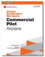 ASA ACS Commercial Pilot Airplane ASA-ACS-7B SkySupplyUSA.com