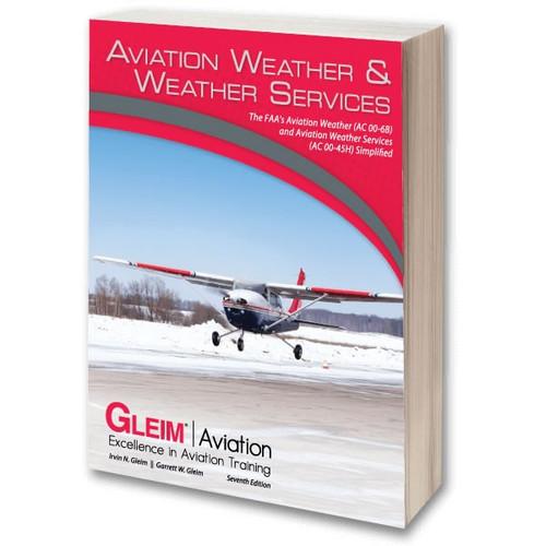 Gleim Aviation Weather & Weather Services g-awws-7 978-1-61854-121-5