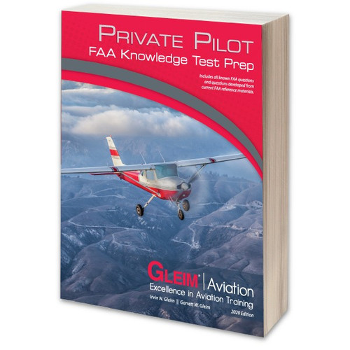 Gleim 2020 Private Knowledge Test Prep Book GLEIM PPKT-20 978-1-61854-257-1 SkySupplyUSA.com