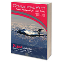 Gleim 2020 Commercial Knowledge Test Prep Book  G-TP-CP-20 978-1-61854-259-5 SkySupplyUSA.com