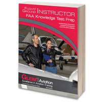 Gleim 2020 Flight/Ground Instructor Knowledge Test Prep Book G-TP-FGI-20 978-1-61854-261-8 SkySupplyUSA.com