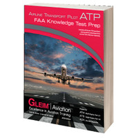 Gleim 2020 ATP Knowledge Test Prep Book  G-ATP-FAA-20 978-1-61854-262-5 SkySupplyUSA.com