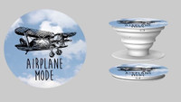 Airplane Mode Phone Grip Stand SPIN STAND-APM SkysupplyUSA.com