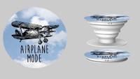 Airplane Mode Phone Grip Stand SPIN STAND-APM SkysupplyUSA.com