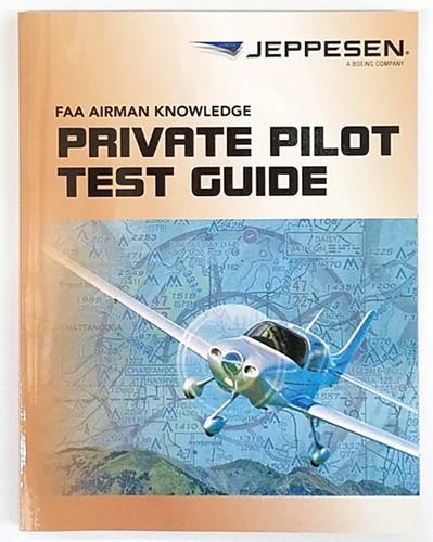 Jeppesen Private Pilot Test Guide 10001387-024 978-0-88487-663-2 SkySupplyUSA.com