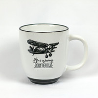 Enjoy the Flight Mug MUG-ETF SkySupplyUSA.com