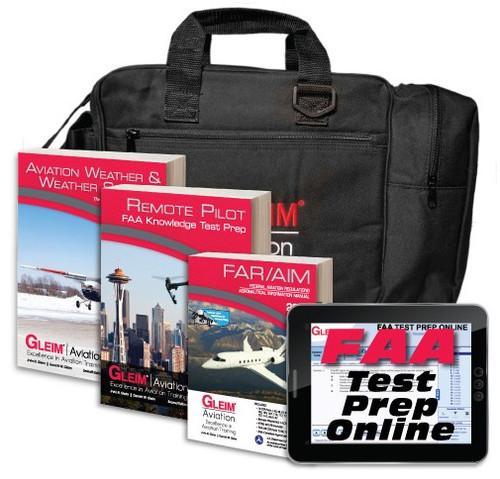 Gleim Remote Pilot Kit  G-RP-KIT SkySupplyUSA.com