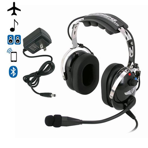 Rugged Air Stereo Passive Headset  (RA900)-SkySupplyUSA