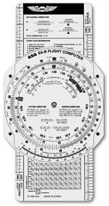 ASA E6-B Paper Flight Computer (ASA-E6B-P)-SkySupplyUSA