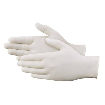 Latex Gloves - Large -100 pack