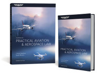 ASA Practical Aviation & Aerospace Law Combo - 7th Edition ASA-PRCT-LAW7-CB Textbook ISBN: 9781644250273 Workbook ISBN: 9781644250327 SkySupplyUSA.com