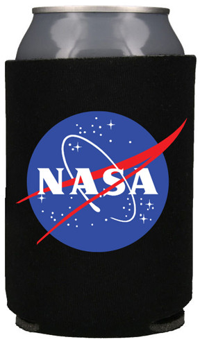 NASA Can Cooler  cc-nasa SkySupplyUSA.com