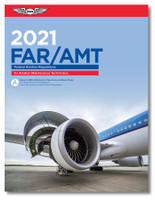 ASA 2021 FAR|AMT Federal Aviation Regulations for AMTs ASA-21-FAR-AMT ISBN: 9781619549609 SkySupplyUSA.com