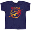 Fly On Youth T-Shirt KW-FO SkySupplyUSA.com