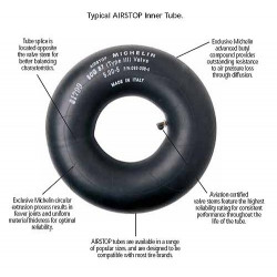 Michelin Airstop TUBE 5.00-5.6PR (RIGHT ANGLE STEM) 097-908-0 SkySupplyUSA.com
