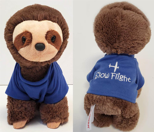 """Slow Flight"" Sloth  slow-flyer SkySupplyUSA.com"