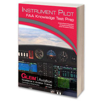 Gleim 2021 Instrument Pilot Knowledge Test Prep IPKT-21 9781618543493 SkySupplyUSA.com