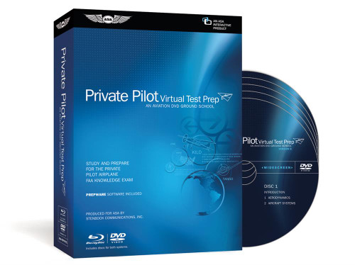 ASA Private Virtual Test Prep Volume 5 ASA-VTP-PVT5 978-1-61954-997-5 9781619549975 SkySupplyUSA.com