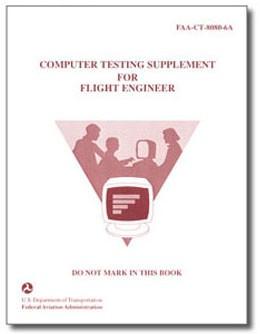 ASA Flight Engineer Test Supplement ASA-CT-8080-6A SkySupplyUSA.com