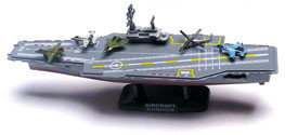Die Cast 9in. Aircraft Carrier DC-ACAR SkySupplyUSA.com