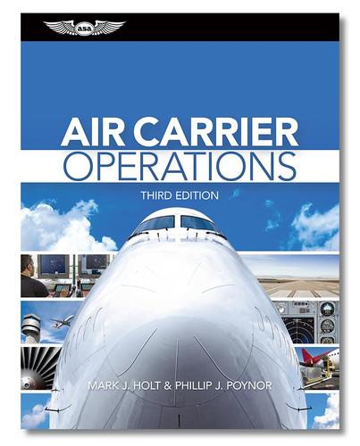 ASA Air Carrier Operations - Third Edition ASA-AIR-CR3 SkySupplyUSA.com