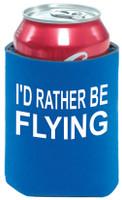 I'd Rather Be Flying Can Cooler AN-CCIR SkySupplyUSA.com