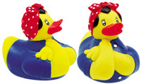 Rosie the Riveter rubber Duckie RR-RD SkySupplyUSA.com