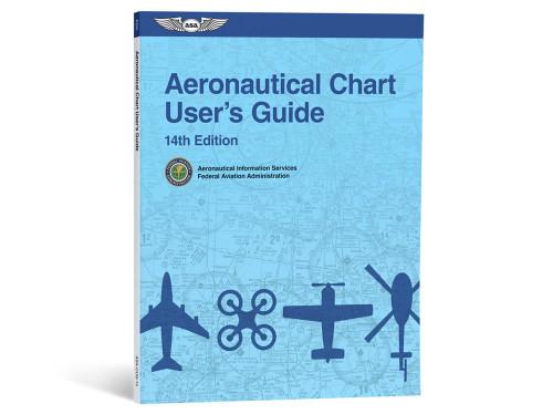 ASA Aeronautical Chart User's Guide - 14th Edition ASA-CUG-fourteen ASA-CUG-14 ASA-CUG-14-2x SkySupplyUSA.com