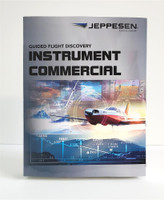 Jeppesen GFD Instrument / Commercial Manual, 6th edition 10001784-006 ISBN: 9780884872788 SkySupplyUSA.com