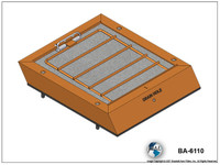 Brackett Air Filter (COMPLETE FILTER ASSEMBLY) (BA-6110)-SkySupplyUSA