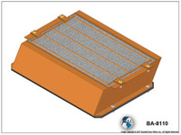 Brackett Air Filter (COMPLETE FILTER ASSEMBLY) (BA-8110)-SkySupplyUSA