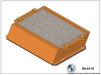 Brackett Air Filter (Element only) (BA-8103-1)-SkySupplyUSA