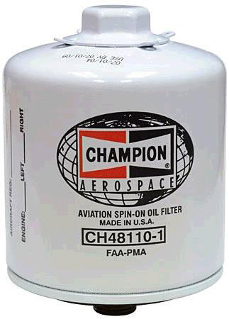 Champion Oil Filter (CH48110-1)-SkySupplyUSA