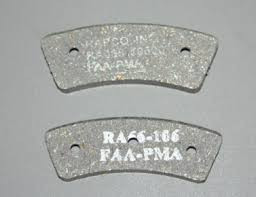 Rapco brake linings (RA66-106)-SkySupplyUSA