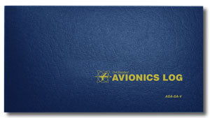 ASA Avionics Log ASA-SA-V