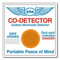 ASA Carbon Monoxide Detector (asa-co-d)-SkySupplyUSA