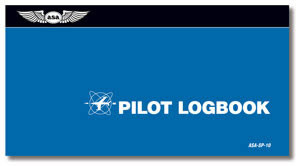 A Pilot's First Logbook (ASA-SP-10)-SkySupplyUSA