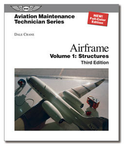 AMT Series-Volume 1-Structures-3rd Edition (Hardcover) (ASA-AMT-STRUC3H)-SkySupplyUSA