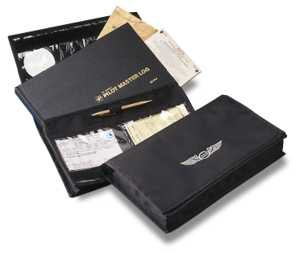 ASA Master Logbook Case (ASA-SP-BAG)-SkySupplyUSA